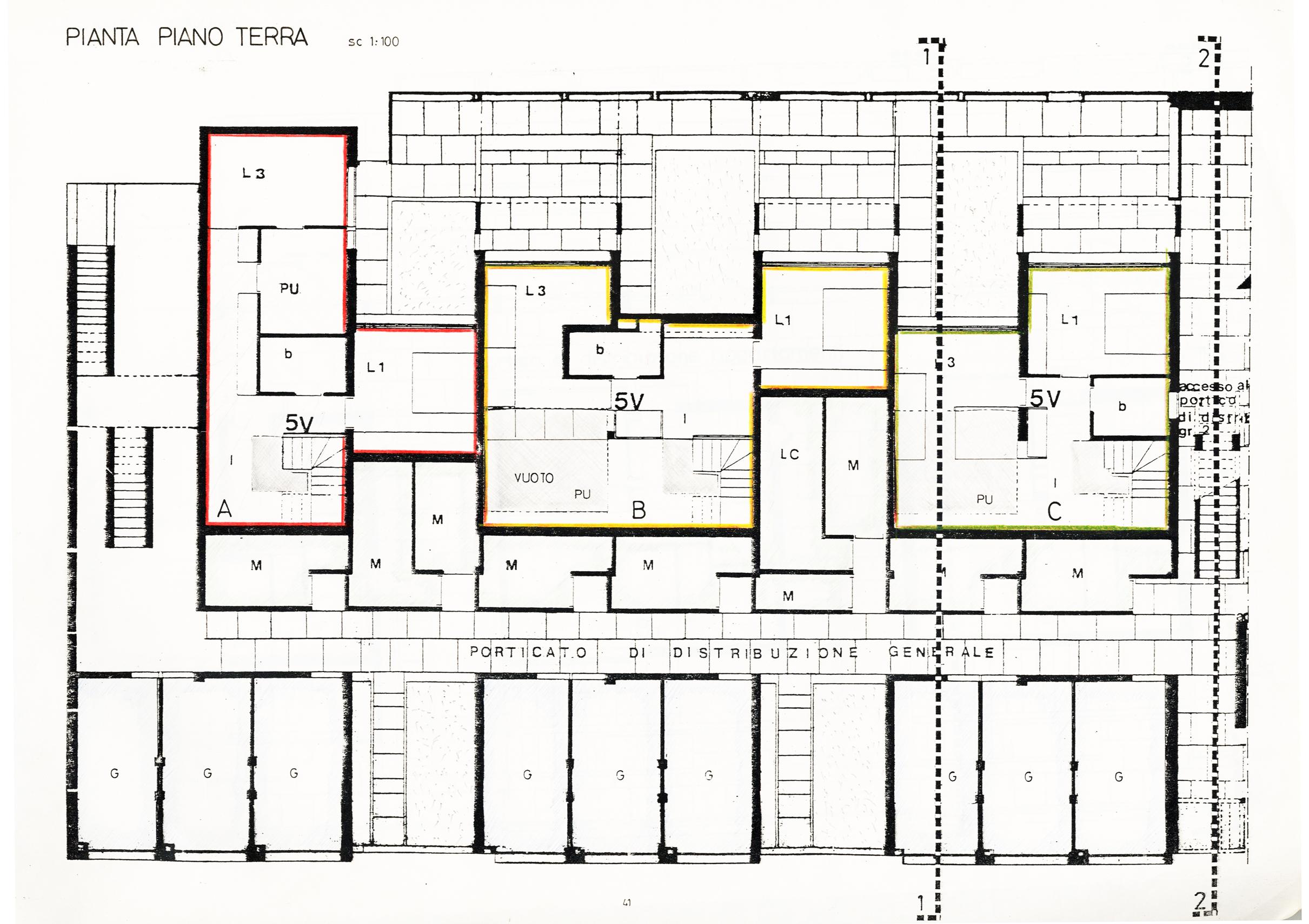 Arch luca rossi venezia - Autorizzazione condominio per ampliamento piano casa ...